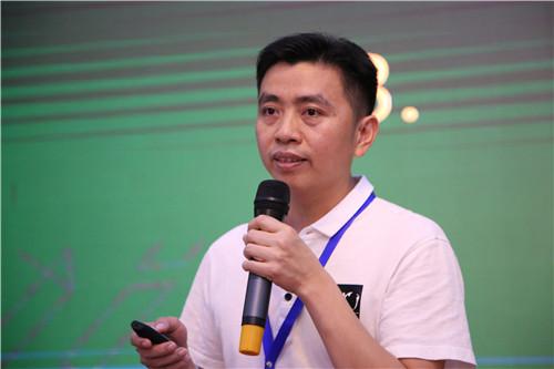 施米德智能科技总经理陈贵荣先生