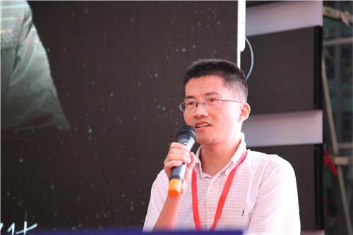 领通科技CEO 郭子华博士