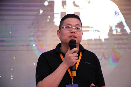 BroadLink副总裁、地产事业部总经理宋杰先生