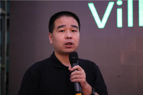 中国智能家居产业联盟CSHIA技术组组长王斌博士