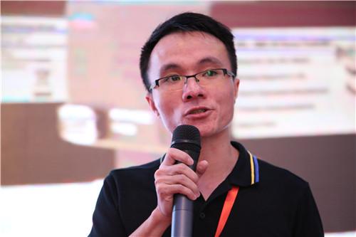 河东HDL市场总监杨雄伟先生