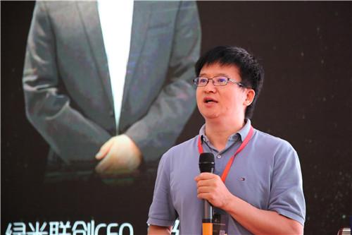 绿米联创CEO游延筠先生
